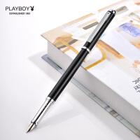 花花公子钢笔纯尚76系列 墨水笔 铱金笔 男女士办公商务学生练字笔 礼品笔