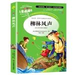 柳林风声 教育部新课标推荐书目-人生必读书 名师点评 美绘插图版