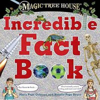 英文原版 Magic Tree House Incredible Fact Book 神奇树屋神奇百科知识全书