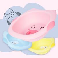 婴儿童盆婴儿用品盆子洗屁股洗脚小脸盆宝宝面盆2/3个装