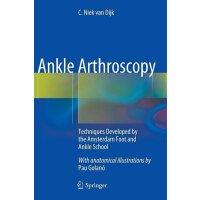 【预订】Ankle Arthroscopy 9783642359880