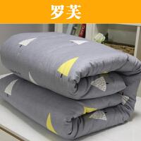 全棉棉花被婴幼儿园小被子午睡办公室单人春秋棉被芯夏凉被 1.2米