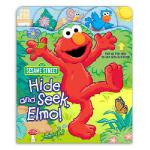 【预订】Sesame Street Hide and Seek, Elmo!
