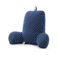 办公室座椅护腰垫孕妇床头腰靠垫汽车沙发抱枕女椅子靠枕男大靠背 舒适护腰靠垫