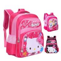 儿童包女KT猫小学生书包1-3一年级减负双肩背包卡通可爱7-9岁
