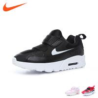 耐克nike童鞋18春新款小中童跑步鞋舒适透气儿童运动鞋轻质男童气垫鞋 (5-10岁可选) 881927 007