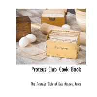 【预订】Proteus Club Cook Book