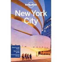 Lonely Planet New York City 孤独星球城市旅行指南:纽约