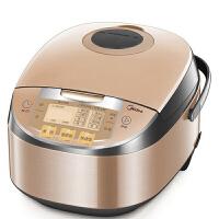 美的 (Midea) 电饭煲锅 4L预约定时家用煮饭 三维立体式加热 电饭锅 厚底鼎釜 MB-FS5027