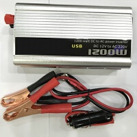 逆变器机头 1200W带USB车载逆变器12V/24v转220V电源转换器