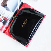 手包式便携迷你小号方包 韩国防水洗漱收纳少女大容量化妆包