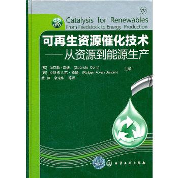 可再生资源催化技术--从资源到能源生产