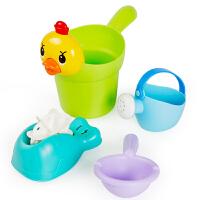 �和�洗澡玩具�������蛩�套�b小�S��子花�⒛信�孩1-2-3周�q抖音 抖音