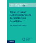 【预订】Topics in Graph Automorphisms and Reconstruction 978131