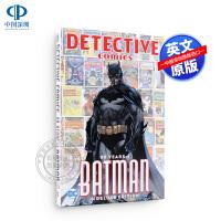 英文原版 DC侦探漫画 蝙蝠侠80周年精装收藏纪念豪华版 Detective Comics: 80 Years of B