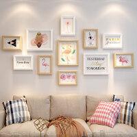 照片墙夹子悬挂无痕钉相框创意挂墙组合套装房间相片墙装饰自粘贴