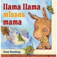 【预订】Llama Llama Misses Mama