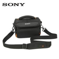 SONY索尼DSC-HX400 HX350 HX300 H400长焦相机包 单肩防水摄影包