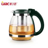 过滤厚款玻璃泡茶器花茶水壶茶具套装泡茶壶玻璃茶壶