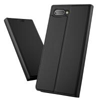 黑莓keyone2手机壳 翻盖商务插卡手机皮套 黑莓keyone2手机保护套