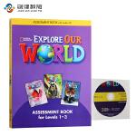 Explore Our World Level 1-3 教学测评书 原版进口美国国家地理小学英语教材