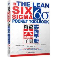 精益六西格玛工具实践手册(汇集精益生产和六西格玛管理基本概念和常用工具,增加了大量的案例,具有较强的