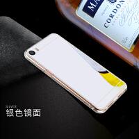 小米note手机壳minotelte硅胶软nete保护套n0te镜面5.7寸个性男女