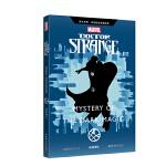 英文原版漫威超级英雄故事.奇异博士Doctor Strange:Mystery of the Dark Magic(赠英文音频与单词随身查APP)
