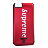 手机背夹充电宝 苹果6背夹充电宝电池iphone7/8plus便携充电手机壳6s