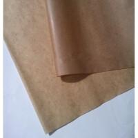 45g重油工业涂蜡牛皮纸 五金石蜡防锈纸 金属配件油纸 包装纸