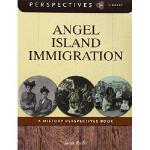 【预订】Angel Island Immigration: A History Perspectives Book