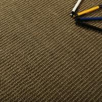 剑麻地毯客厅卧室茶几阳台床边地毯可定制榻榻米垫草编浅咖色地毯 Q121