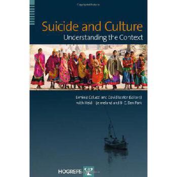 【预订】Suicide and Culture: Understanding the Context 美国库房发货,通常付款后3-5周到货!