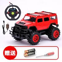 超大遥控越野车充电遥控汽车儿童玩具车赛车漂移大脚车男孩玩具车 一组充电池+遥控器电池+螺丝刀