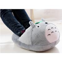 ��猫双脚拖毛绒玩具 ��猫双脚拖 35*28厘米左右