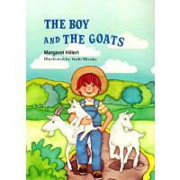 【预订】The Boy and the Goats, Softcover, Beginning to Read 978