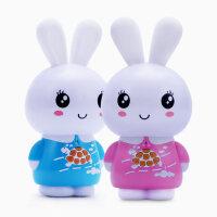 儿童宝宝0-3岁婴儿音乐儿歌播放器可充电早教机小白兔兔子故事机