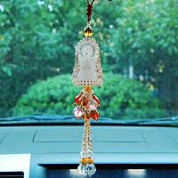 水晶挂饰吊饰吊坠摆件车上用品男车内饰品汽车挂件小车车载