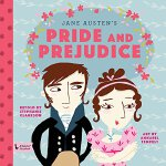 英文原版 Babylit 宝贝文学系列:傲慢与偏见 Pride & Prejudice: A Babylit(r) S