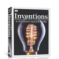 【全店300减100】英文原版 Inventions A Children's Encyclopedia发明家历史发明创