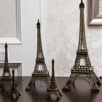 巴黎埃菲尔铁塔摆件艾菲尔模型生日礼物客厅酒柜房间家居小装饰品