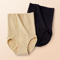 束腰收腹裤头 高腰收腹内裤女产后塑身大码塑形