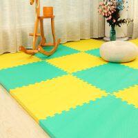 儿童垫子泡沫地垫榻榻米拼接家用婴儿卧室爬行垫大号60*60加厚