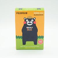 富士拍立得 mini8/9/7s/25/70/90 相机通用相纸熊本熊相纸10张