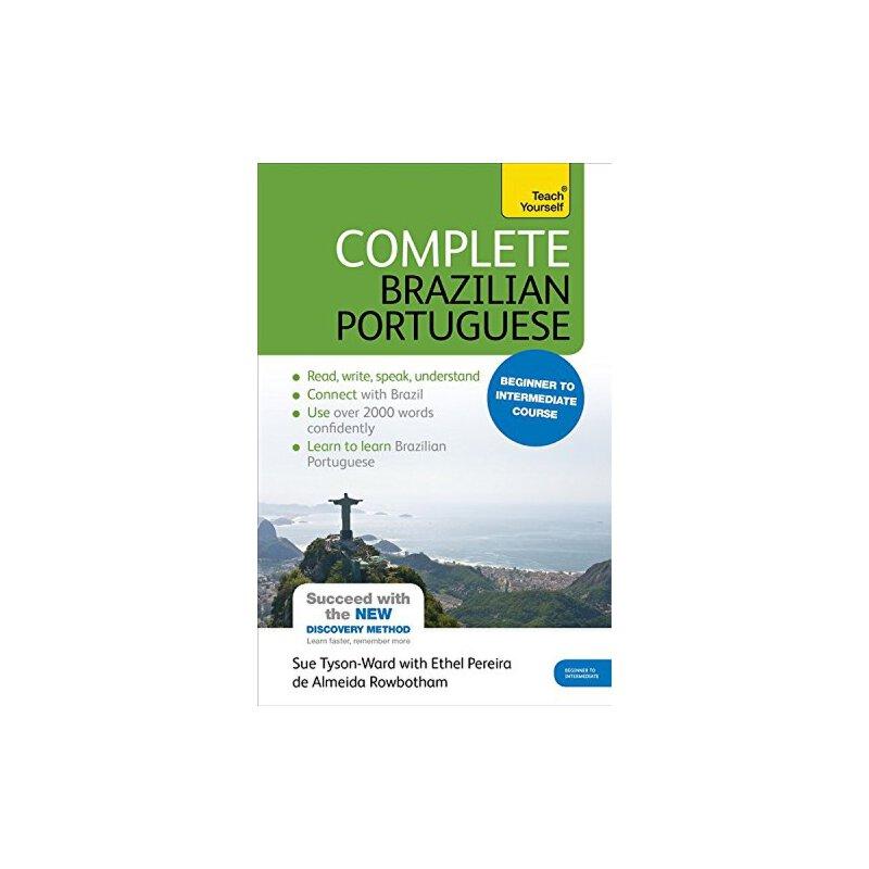 【预订】Complete Brazilian Portuguese Beginner to Intermediate Cour... 9781444198447 美国库房发货,通常付款后3-5周到货!