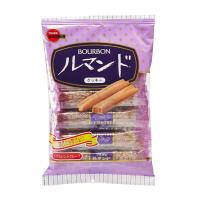 【年味狂欢 爆品直降】波路梦Bourbon可可味饼干93g(日本进口 盒)新老批次交替发货