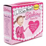 【12册】 Pinkalicious Phonics Box Set 英文原版 I can read phonics系