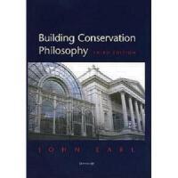 【预订】Building Conservation Philosophy