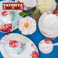 TAYOHYA多样屋  国色天香22头中餐具