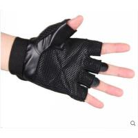 健身举重半指透气护掌器械训练锻炼护具健身手套女防滑耐磨运动手套男